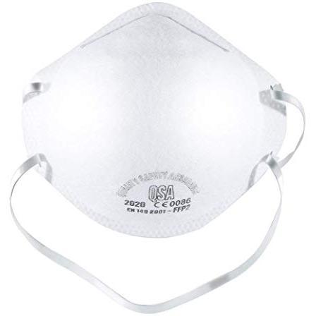 mascherina bocca con filtro n95